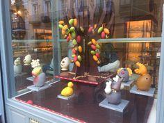 Huevos de Pascua de Oriol Balaguer. La Duquesita.Madrid.Spain