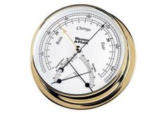 Weems and Plath Endurance 145 Barometer/Comfortmeter - Temperature compensated, aneroid barometer movement. Inch and millibar scales. Our standard barometer movements are calibrated for. Weather Instruments, Relative Humidity, Nautical Gifts, Vintage Nautical, Temperature And Humidity, Comfort Zone, Control, Decorating Ideas, Decor Ideas