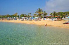 Cyprus Agia Napa Kermia Beach