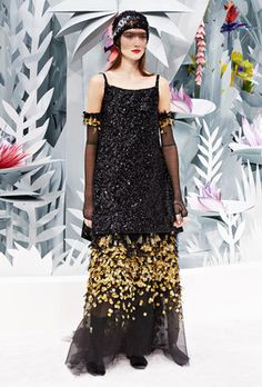 Spring-Summer 2015 Haute Couture -   CHANEL