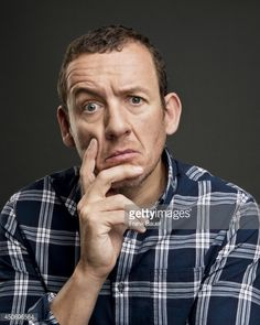 Dany Boon Portraits, Facial Expressions, Button Down Shirt, Men Casual, Mens Tops, Shirts, Fashion, Fotografia, Actor