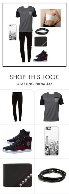 """Transgender"" by voldy-moldy ❤ liked on Polyvore featuring MASNADA, Billabong, Casetify, Robert Graham, MIANSAI, men's fashion and menswear"