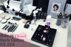Beauty: Make-up Chanel Haute Couture P/E 2014 | Miss PandamoniumMiss Pandamonium