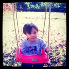 My nephew Silas :)