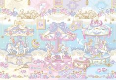 "Angelic Pretty ""Eternal Carnival Peplum"""