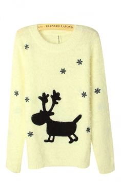 Cute reindeer. Have to have it!