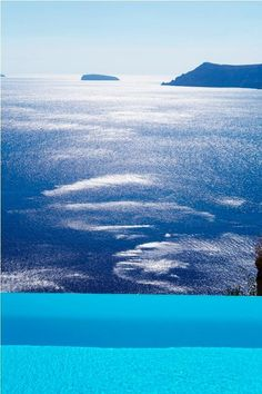 If you only visit one ~ then Santorini is it...