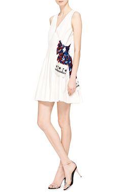 Side-Tie Cotton Dress by Thakoon - Moda Operandi
