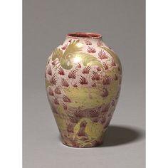Vase by William DeMorgan