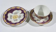 Cup, saucer and plate | Vanessa Bell