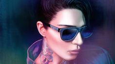 Exciting patterns for Spring/Summer 2015 from Diesel eyewear