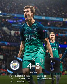 Quarter-finals #championsleague 2018-2019 Manchester City, Champions League, Finals, Sons, Baseball Cards, Final Exams, My Son, Boys, Children