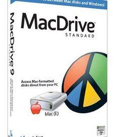 MacDrive Standard 10.1.1.1 Full Serial Free Download
