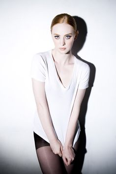 Deborah Ann Woll.  People tell me I look like her all the time, but I think it's just the red hair.