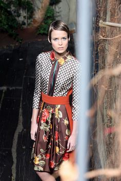 Antonio Marras Pre-Fall 2013 Fashion Show