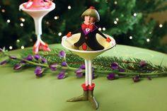 Oliver Martini Ornament - Patience Brewster