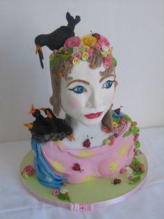 Lady Bird - made to celebrate Springtime.