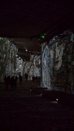 Chagall carrière de lumière