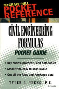 Civil Engineering Formulas