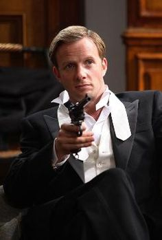 Rupert Penry-Jones is Richard Hannay