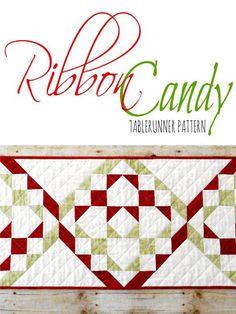 Ribbon Candy  via Craftsy