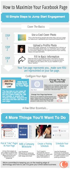 10 Simple Steps to Maximize Your Facebook Fan Page