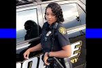 Officer down: Detective Tanisha Pughsley murdered during domestic violence incident Super 8 Motel, Officer Down, Police Sergeant, Fallen Heroes, Condolences, Ex Boyfriend, Domestic Violence, Detective, The Man
