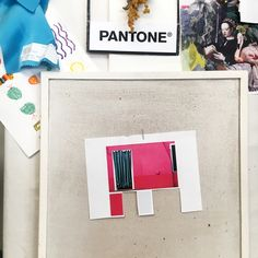 #office #mood #pantone