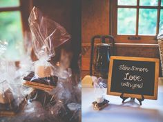 Meagan Abell Photography » Rustic Chic Wedding at Pocahontas State Park
