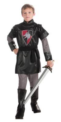 Kids Knight Costume - Renaissance and Medieval Costumes#MedievalJousting #JustJoustIt  sc 1 st  Pinterest & 123 best Jousting u0026 Medieval History for kids images on Pinterest ...
