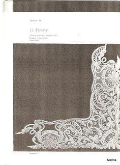 DUTCH BOBBIN LACE PATTERNS - Marina - Picasa Albums Web