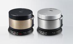 Rice Cooker [Hitachi IH Rice Cooker RZ-VS2M]   历届获奖作品   Good Design Award