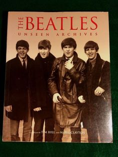 The Beatles : Unseen Archives (2002, Paperback)
