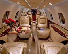 Luxury Aircraft Solutions - Super MidSize Citation Sovereign Available for Charter  www.LuxuryAircraftSolutions.com