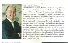 Dr. Içami Tiba, Revista Psique, com Integrare Editora.