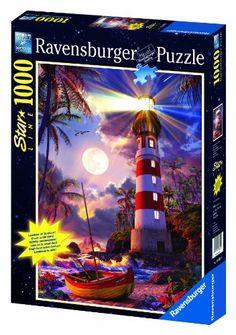 Lighthouse 1000 Piece Starline Glow-in-The-Dark Puzzle Ravensburger http://www.amazon.com/dp/B0012ZQMAY/ref=cm_sw_r_pi_dp_a4YXvb06TDNEW