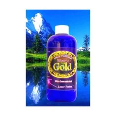 """""""Elixir of Gold"""" Ultra Colloidal Gold 50 ppm 16 Oz."""