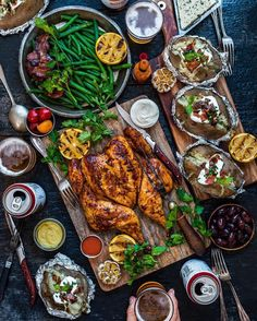 - Dinner for two - entertaining Cooking Recipes, Healthy Recipes, Snacks Für Party, Food Platters, Food Presentation, Food Inspiration, Love Food, Dinner Recipes, Dinner Ideas