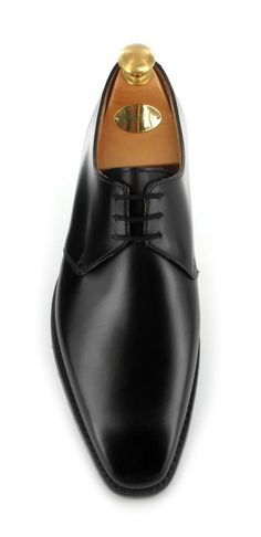 3581d540cfa Crockett and Jones Highbury plain toe derbys Crockett And Jones