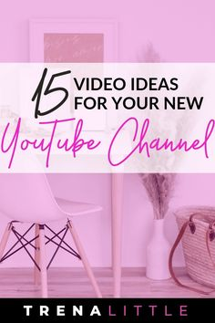 If you are having a hard time coming up with new ideas for your videos. This will give you some tips and new ideas to create new videos! Youtube Hacks, Vídeos Youtube, Youtube Logo, Youtube Kanal, Canal No Youtube, Youtube Money, First Youtube Video Ideas, Making Youtube Videos, Youtube Banner Backgrounds