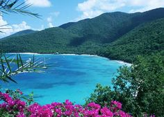 Cinnamon Bay, St. John, US Virgin Islands - one of the most amazing beaches in the world.