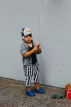 Lil' Stylekins // Spring Stripes #babiekins #minirodini