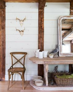Sometimes furniture and decor is best left au natural. Click through to shop our favorite wooden finds!