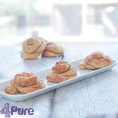 Zeeuwse bolussen: a traditional Dutch sweet bread4Pure by Andrea
