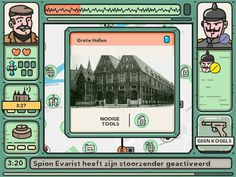 De Spion (La mosca, BE 2014) - GPS hunt in Kortrijk for Android and iOS