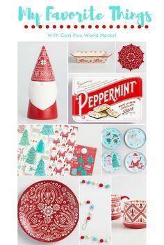 dd674968fd  ad I m sharing a few of my favorite  worldmarket holiday items on