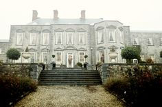 Louise and Ian's wedding in Durrow Castle ✈ by Savo Photography | Fly Away Bride