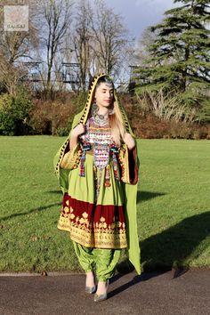 Tribal Fashion, Hijab Fashion, Afghani Clothes, Afghan Girl, Afghan Dresses, Frocks For Girls, Kids Fashion, Womens Fashion, Western Outfits