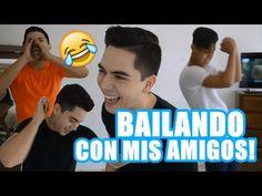 ¡BAILANDO CON MIS AMIGOS! | Juan de Dios Pantoja