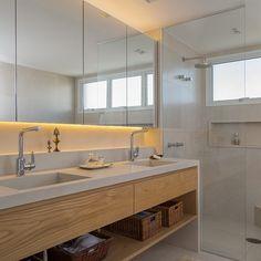 6 dicas para o armário do banheiro